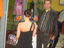 Výstava vintage oděvů s občerstvením od Kofoly (2)