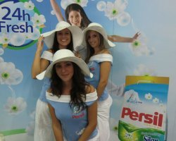 Roadshow Persil Fresh Pearls by Silan