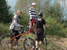 Right Guard Bike Free Race závod na Zbraslavi (2)