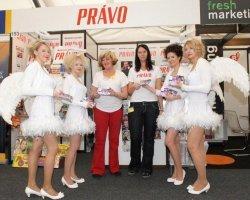 ppm factum se zúčastnilo veletrhu Reklama, Polygraf 2011