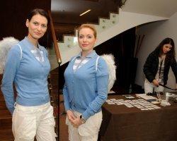 Andělský golf!