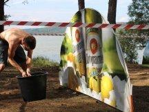 Zlatopramen Radler  - horké léto s chutí citronu, pomeranče a zázvoru! (6)