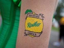 Zlatopramen Radler  - horké léto s chutí citronu, pomeranče a zázvoru! (25)