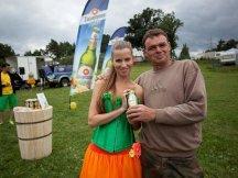 Zlatopramen Radler  - horké léto s chutí citronu, pomeranče a zázvoru! (29)