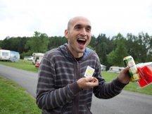 Zlatopramen Radler  - horké léto s chutí citronu, pomeranče a zázvoru! (46)