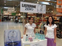 Fresh breath and fresh mind…try the new Listerine with ppm factum! (10)