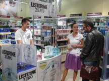 Fresh breath and fresh mind…try the new Listerine with ppm factum! (14)