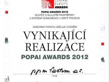 POPAI AWARDS 2012 – ppm factum work for Bosch was appreciated (1)