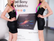 New leadership by Sony – Tablet Xperia Z in the Czech market! (1)