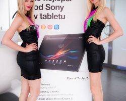 Nová vlajková loď  společnosti Sony – Tablet Xperia Z na českém trhu!