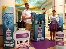 Listerine Total Care Sensitive promotion (1)