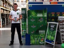 Heineken – promo v rámci finále Ligy Mistrů (2)