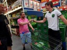 Heineken – promo v rámci finále Ligy Mistrů (5)