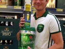 Heineken – promo v rámci finále Ligy Mistrů (6)