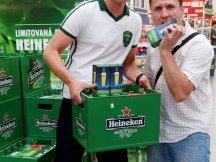 Heineken – promo v rámci finále Ligy Mistrů (10)