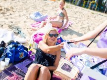 Milka softies beach promotion (10)