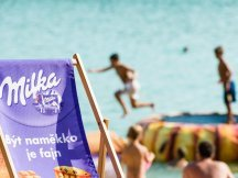 Milka softies beach promotion (19)