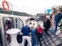 Unique Vltava boat event (10)
