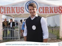 ppm factum people meeting at Cirkus–Cirkus 2013 (1)