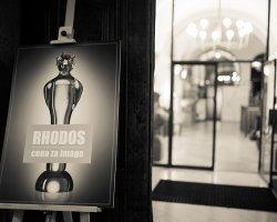 Každoroční udílení cen Rhodos – cena za image jsme opět zvládli na jedničku!
