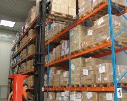 Skladování a distribuce POS materiálů pro FORD MOTOR COMPANY, s.r.o.