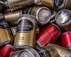 Strongbow  - nejprodávanější cider na světě!