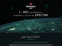 James Bond Spectre pro Heineken (1)