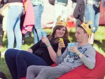 Majáles 2016 – You either are the king or not! (1)
