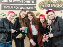 Strongbow season opened during Majáles (13)