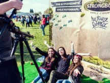 Strongbow season opened during Majáles (36)