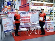 Colgate - Health Corners in the Czech stores (2)