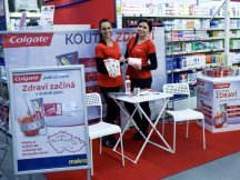 Colgate - Health Corners in the Czech stores (16)