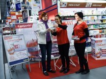 Colgate - Health Corners in the Czech stores (22)