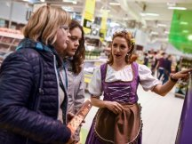 The Fall Shop-in-Shop with the Milka cow (1)