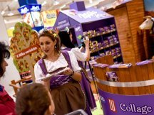 The Fall Shop-in-Shop with the Milka cow (9)