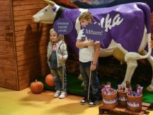 The Fall Shop-in-Shop with the Milka cow (34)