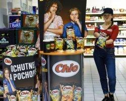 CHIO TORTILLAS – nové mobilní promo