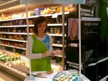 Lučina cheese promotion (7)