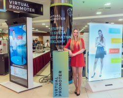 Virtual Promoter na Retail Summitu