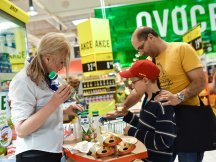 The entire country enjoyed the taste of Moravian Olmín (5)