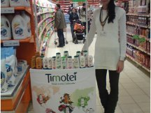 Timotei hostesses training (3)