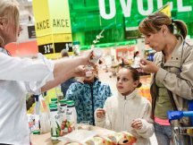 The entire country enjoyed the taste of Moravian Olmín (26)