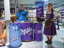 OREO&MILKA promotion (2)