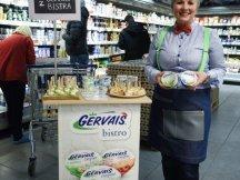 Gervais Bistro v českých hypermarketech (2)