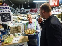Gervais Bistro in Czech hypermarkets (4)