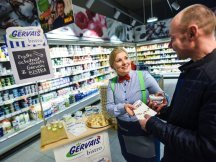 Gervais Bistro in Czech hypermarkets (7)