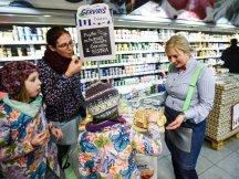 Gervais Bistro in Czech hypermarkets (8)