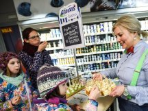 Gervais Bistro in Czech hypermarkets (9)