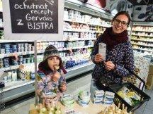Gervais Bistro v českých hypermarketech (14)