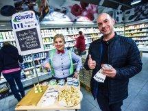 Gervais Bistro v českých hypermarketech (16)